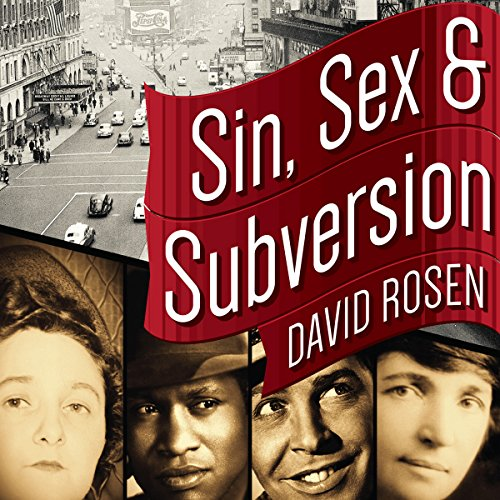Sin, Sex and Subversion audiobook cover art