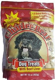 Charlee Bear Dog Treats with Beef Liver 16 oz
