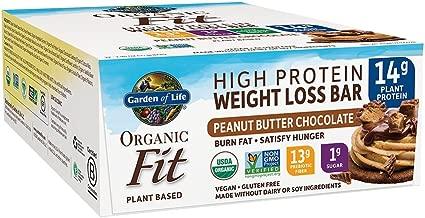 Garden of Life Organic Fit Bar Peanut Butter Chocolate (12 per carton)