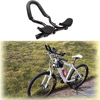 Hapo Bicycle Armrest Handlebars Cycling Bike Rest Handlebar Relaxation Aero Bars for Mountain or Road Bike