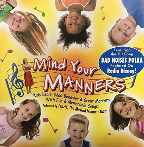 Mind Your Manners Audio