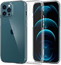 Spigen Ultra Hybrid Designed for iPhone 12 Pro Max Case (2020) - Crystal Clear