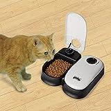 BIGWING STYLE Automatisierte Futterspender für Katzen/Hunde - 6