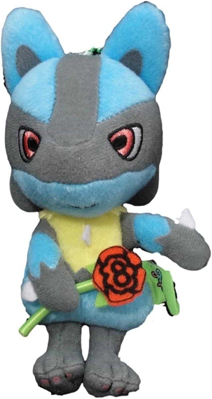 Auch Original-Maskottchen Pokemon-Center Poke auch Lucario (Japan-Import) B00Z8FJ6NO Louis, ausführlich   | Zürich