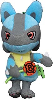 Pokemon Center Original mascot Pokemomo Lucario by The Pokemon Company