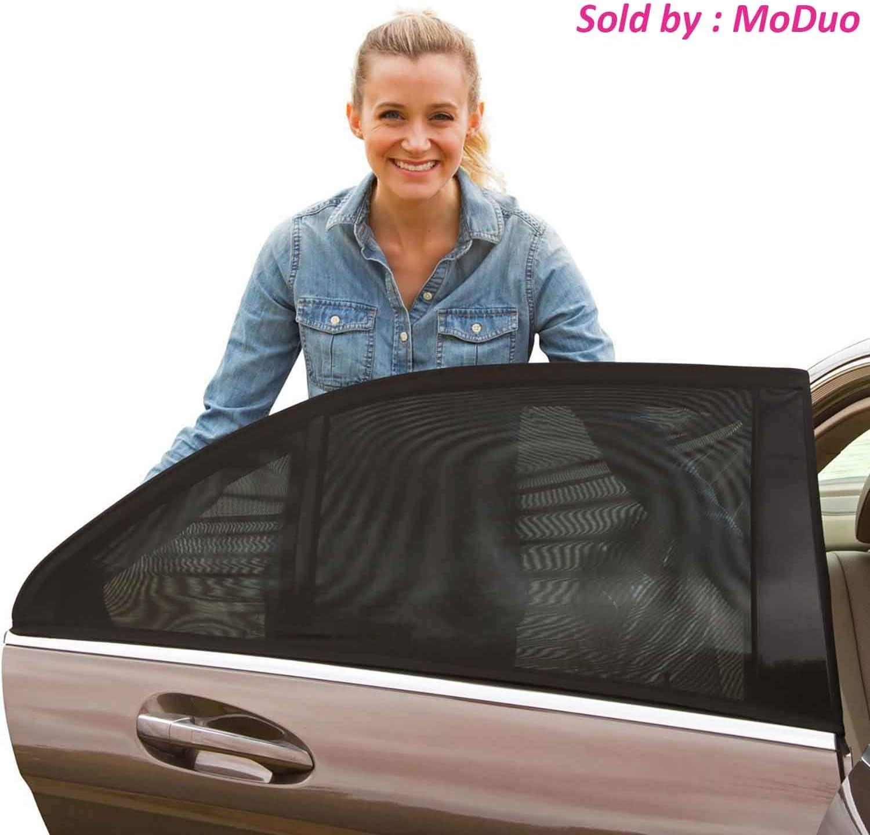 Sonnenschutz Auto Baby Block Uv Strahlen Schützen Sie Ihr Kind Und Haustier Passt Auf Die Meisten Autos 2 Stück Auto