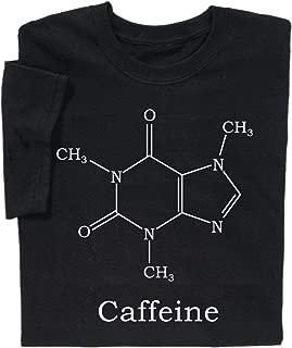 Best caffeine molecule t shirt Reviews