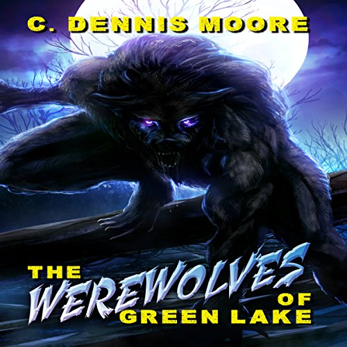 The Werewolves of Green Lake audiobook cover art