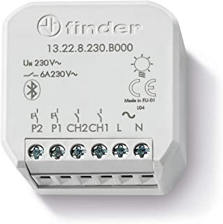 Atuador On Off 2 canais Bluetooth Finder Yesly 13228230B000