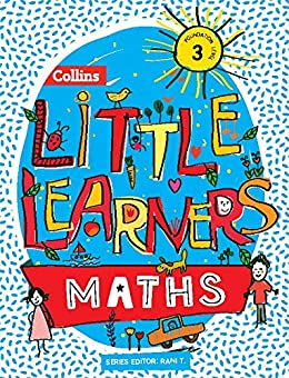 Collins Little Learners - Numeracy_UKG by [Rani T]