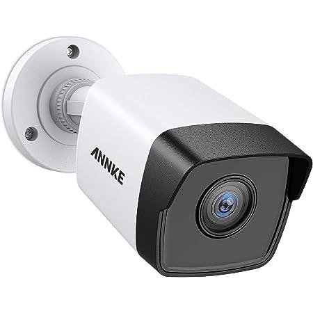 3TB HDD ANNKE PoE Sistema de Vigilancia 4K NVR con 3TB Disco Duro 16 Canales H.265 Pro 16 x 5MP HD IP C/ámara de Seguridad Grabador de V/ídeo Interior y Exterior Visi/ón Nocturna EXIR