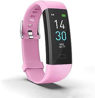 Los Rastreadores De Fitness, Inteligente Reloj Pulsera Aptitud Que Se Ejecuta La Presión Arterial Traker Bluetooth Deportes Impermeable Pulsera Inteligente Adecuados para iPhone Android