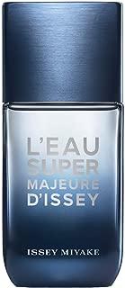 Issey Miyake L'eau Super Majeure D'issey Pour Homme Eau De Toilette Spray, 3.3 Ounce