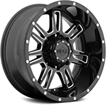 Gear Alloy 737BM CHALLENGER Wheel with Milled Finish (20x9