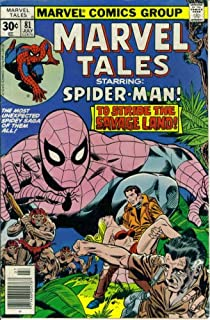 Marvel Tales #81 : Starring Spider-Man in