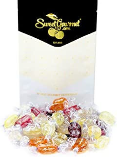 SweetGourmet Matlow's Crystal Fruits Hard Candy | 1 Pound
