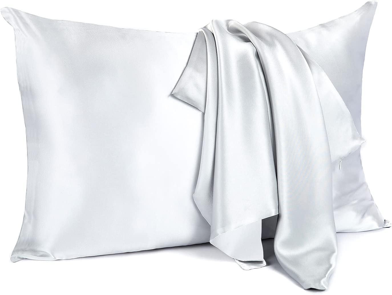 Popular brand MANSPHIL Silk Spring new work Pillowcase for Hair and Natural 100% Mulberr Skin