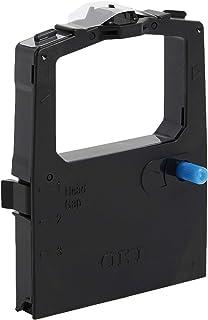 Okidata Black Nylon Ribbon for Microline 320/321 Printers -5/6-Inch x 2 Yards