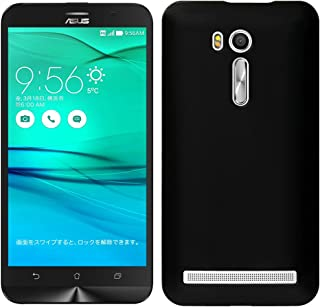 [Breeze-正規品] iPhone ・ スマホケース ポリカーボネイト[BLACK] ゼンフォン カバー ASUS Zenfone GO[ZB551KL]