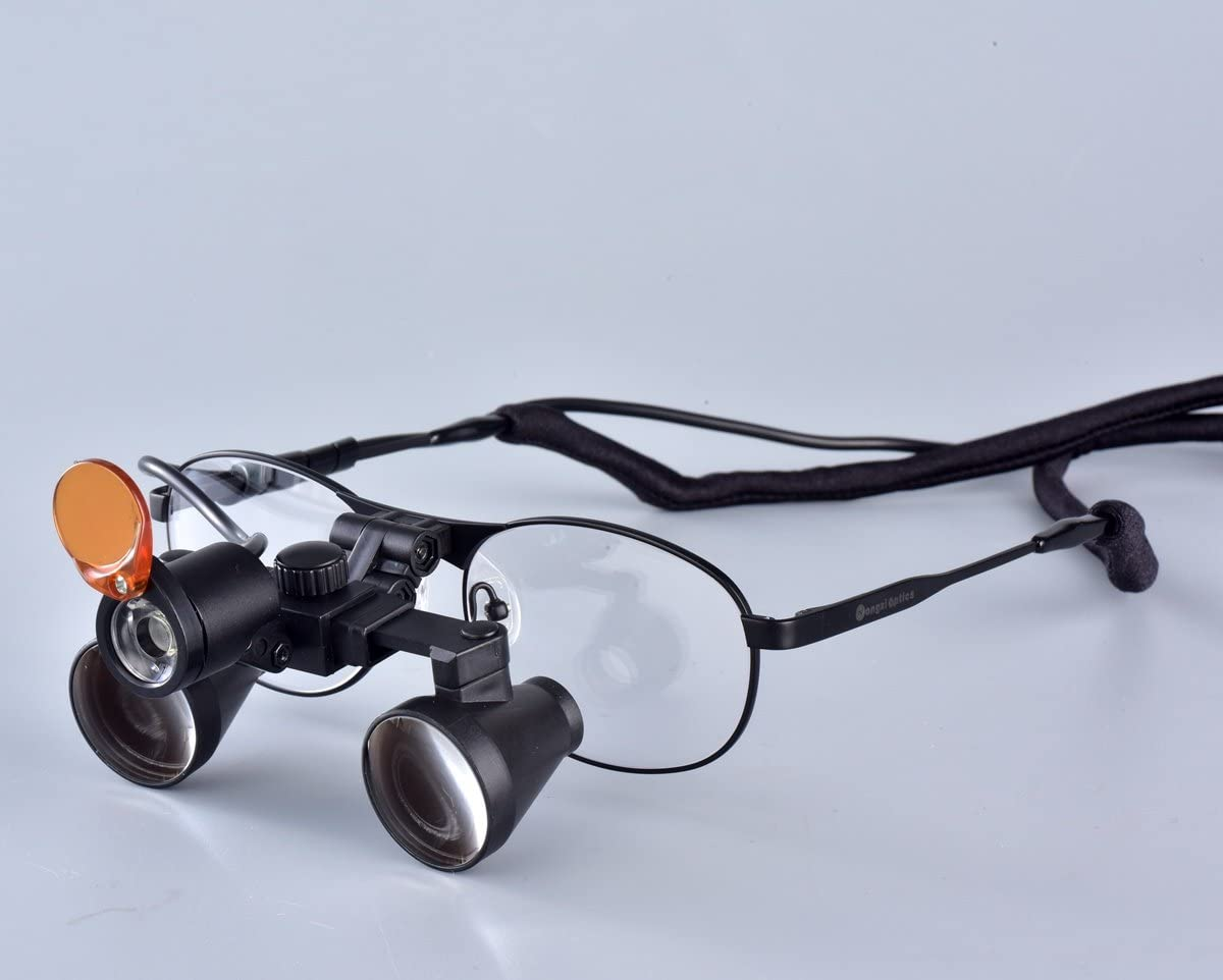 Regular discount Songzi Optics 2.5X High quality 3X 3.5X Frame Titanium Binocular Optional Den