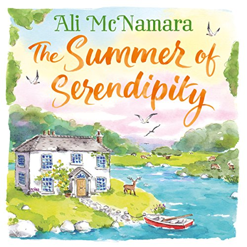 The Summer of Serendipity cover art