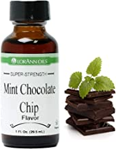 LorAnn Super Strength Mint Chocolate Chip Flavor, 1 ounce bottle