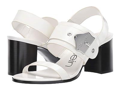 Calvin Klein Carlita (White Box) Women