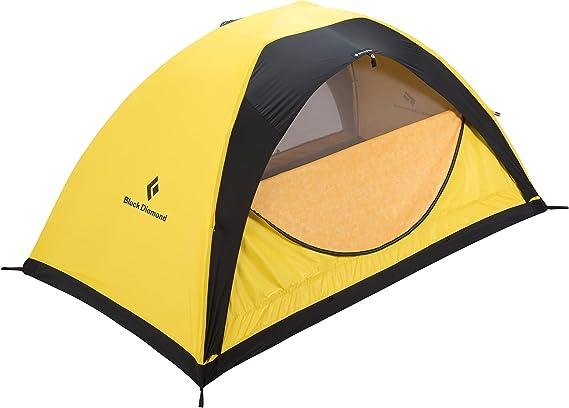 Black Diamond Ahwahnee Tent Yellow FR 2 Person