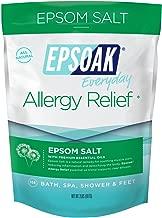 Epsoak Everyday Epsom Salt - 2 lbs. Allergy Relief Bath Salts