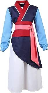 Grebrafan Belle Costume for Girls Princess Dresses