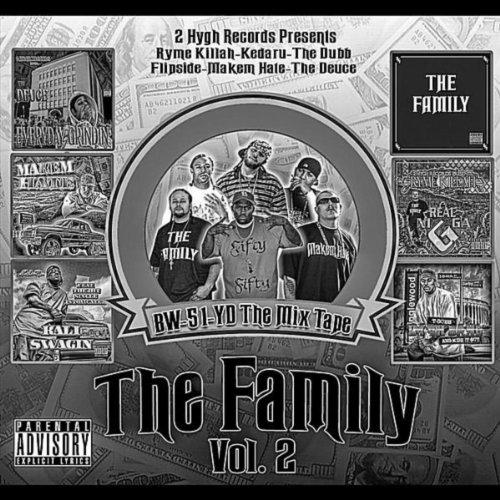 BW-51-YD Mix Tape, Vol. 2