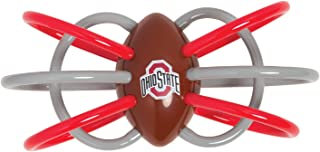 Baby Fanatic NCAA Ohio State Buckeyes Unisex OST440Teether/Rattle - Ohio State University