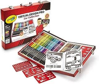 Crayola Virtual Design Pro-Cars Set