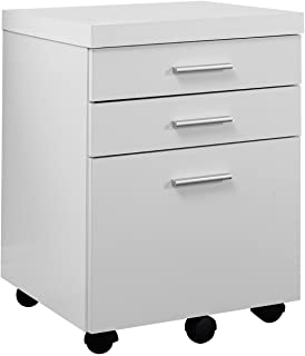 Best white gloss filing cabinet Reviews