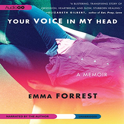 Your Voice in My Head audiobook cover art
