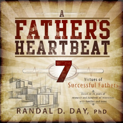 A Father's Heartbeat audiobook cover art
