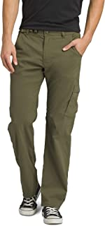 prAna - Men's Stretch Zion Lightweight, Durable, Water Repellent Pants for Hiking and Everyday Wear