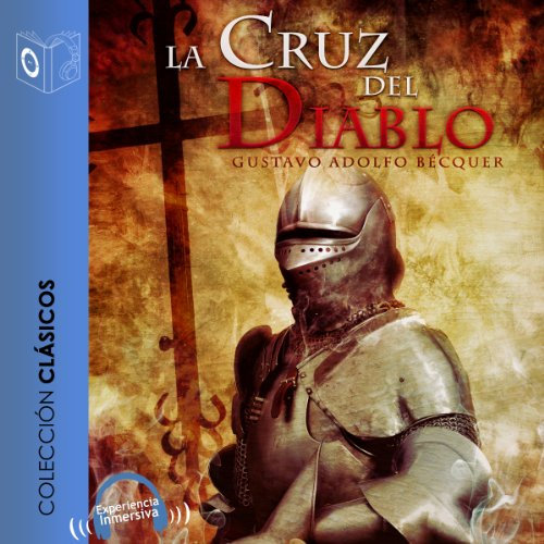 La Cruz del Diablo (Spanish Edition) audiobook cover art