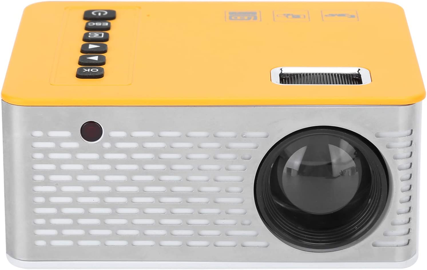 Limouyin Mini Alternative dealer Projector Portable LED Smart with Max 44% OFF Focus