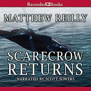 Scarecrow Returns audiobook cover art