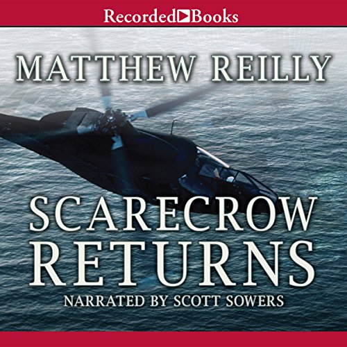 Scarecrow Returns audiobook cover art