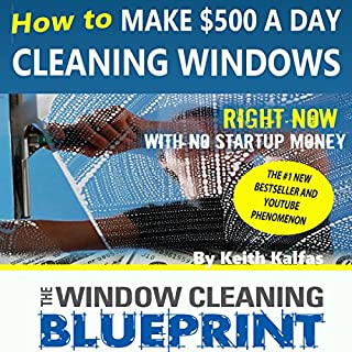 The Window Cleaning Blueprint audiobook cover art