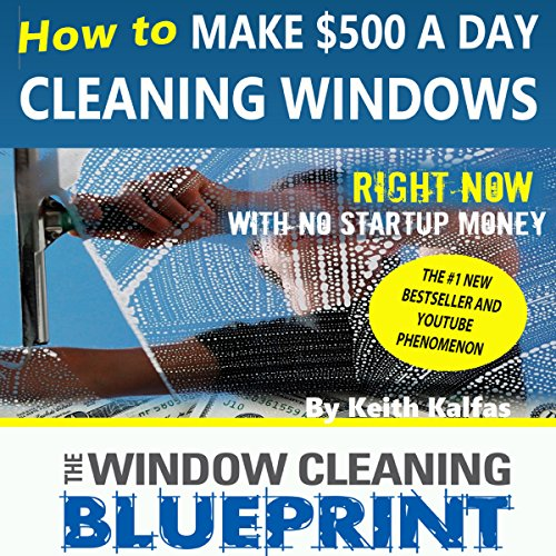 The window cleaning blueprint audiobook audible the window cleaning blueprint audiobook cover art malvernweather Image collections