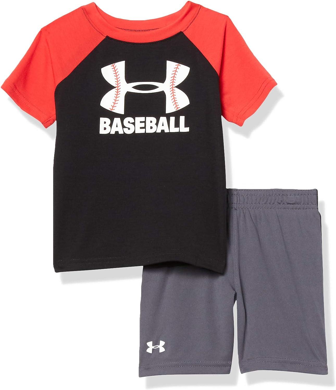 Under Armour baby-boys Ua Baseball Branded Set