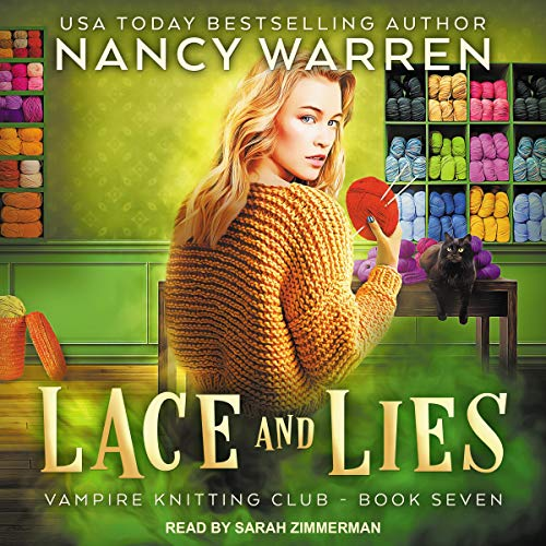 Lace and Lies cover art