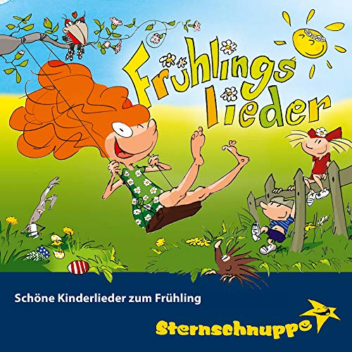 Frühlingslieder: Schöne Kinderlieder zum Frühling