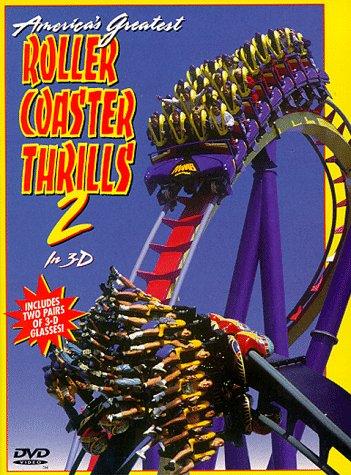 Roller Coaster Thrills in 3-D 2 [DVD] [Import]