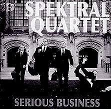 spektral quartet serious business