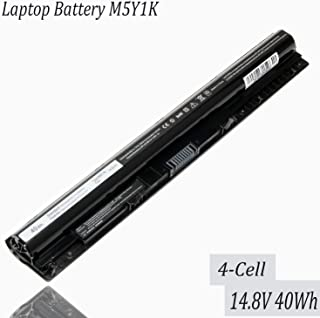 M5Y1K (14.8V 40Wh) Replacement Laptop Battery for Dell Inspiron 3451 3551 5558 5758 M5Y1K Vostro 3458 3558 Inspiron 14 15 3000 Series Fits GXVJ3 HD4J0 K185W WKRJ2 VN3N0