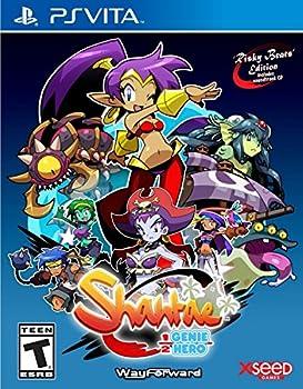 Shantae  Half-Genie Hero - Risky Beats Edition - PlayStation Vita
